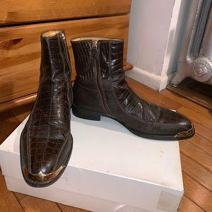 2180cb459e9 Versace Boots for Men   Poshmark